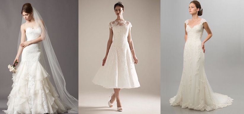 Casual and Informal Wedding Gowns