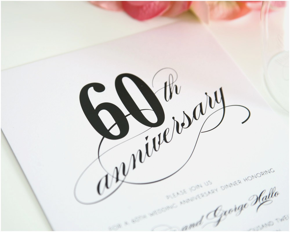 60th Wedding Anniversary Gifts For Parents: 60th Wedding Anniversary Ideas » The My Wedding
