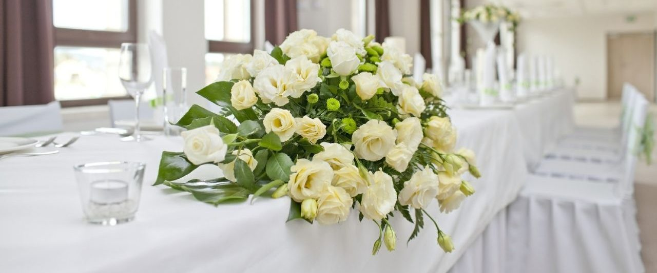 Affordable Wedding Flower Arrangement