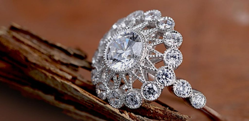 Diamond Ring for Your Wedding