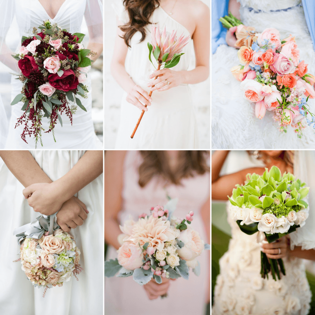 wedding bouquets ideas