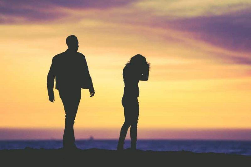 Couple During a Crisis
